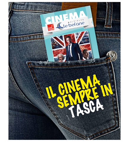 FLYERS CINEMA LE BEFANE E CINEPALACE